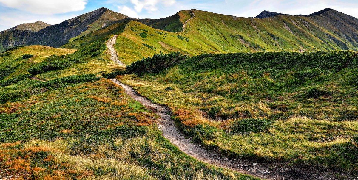 Best hikes in Western Tatras Slovakia