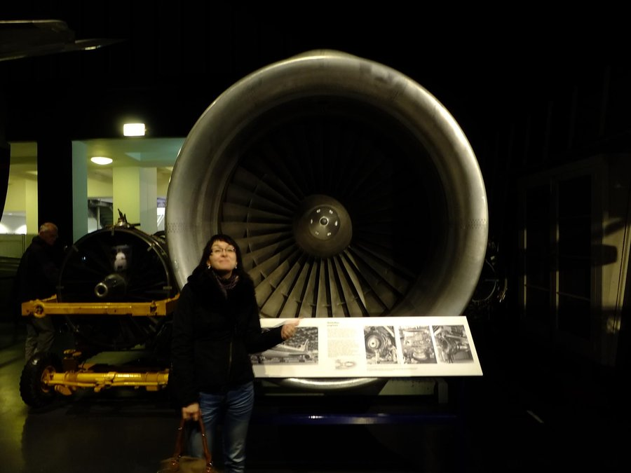 science museum in London