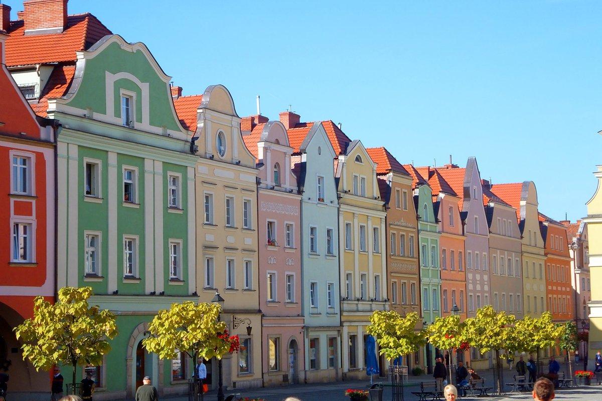 Boleslawiec near Wroclaw, Poland