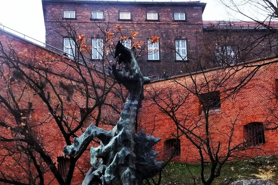 what is worth to see in Cracow - monuments