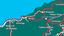 El Draguillo map cruz del Draquillo