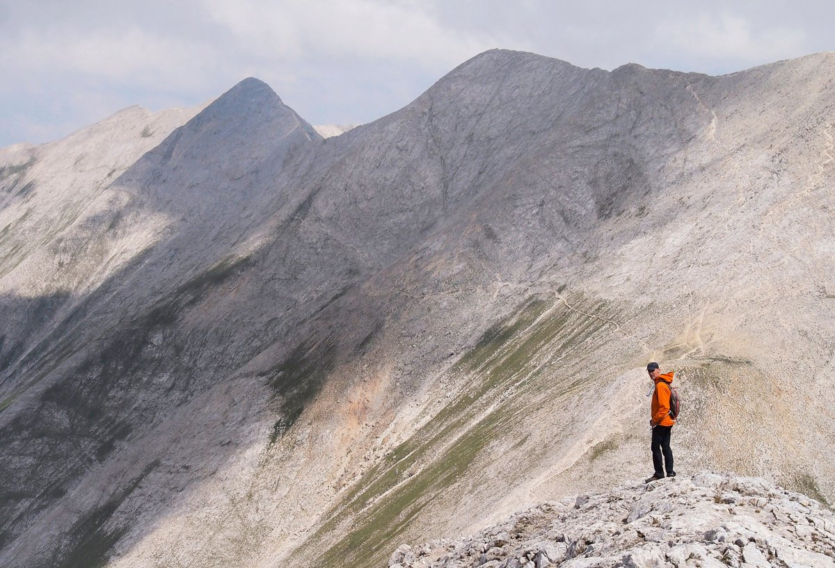 Hiking Vihren mountain and Koncheto Ridge in Pirin National Park