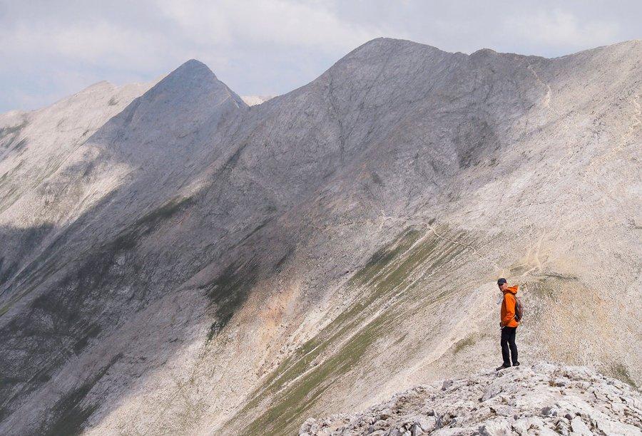 Hiking Vihren mountain and Koncheto Ridge in Pirin National Park