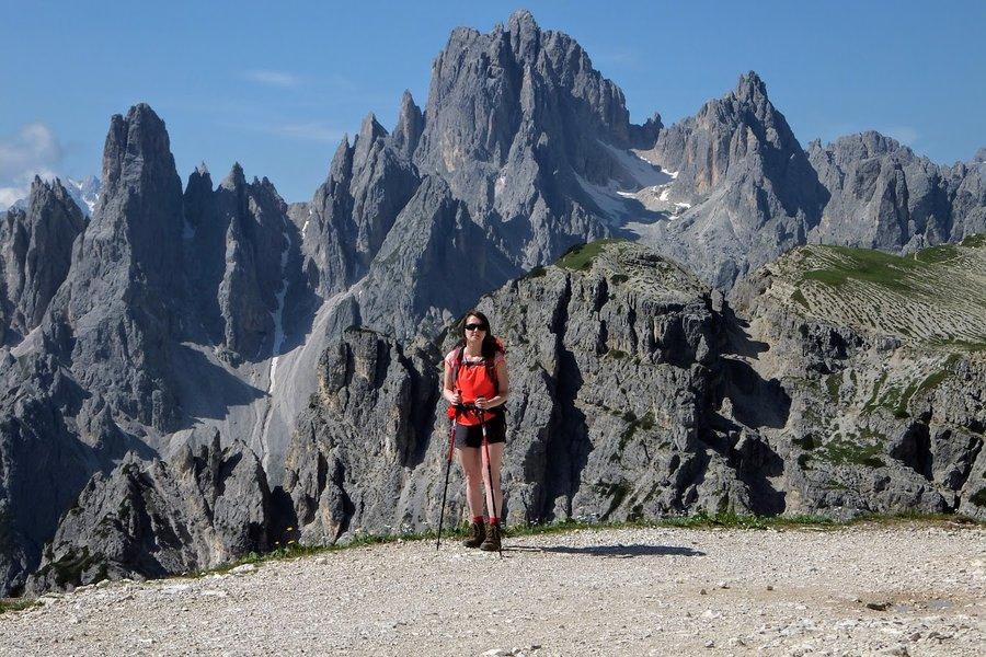 Hiking in Italian Paradise - Tre Cime di Lavaredo