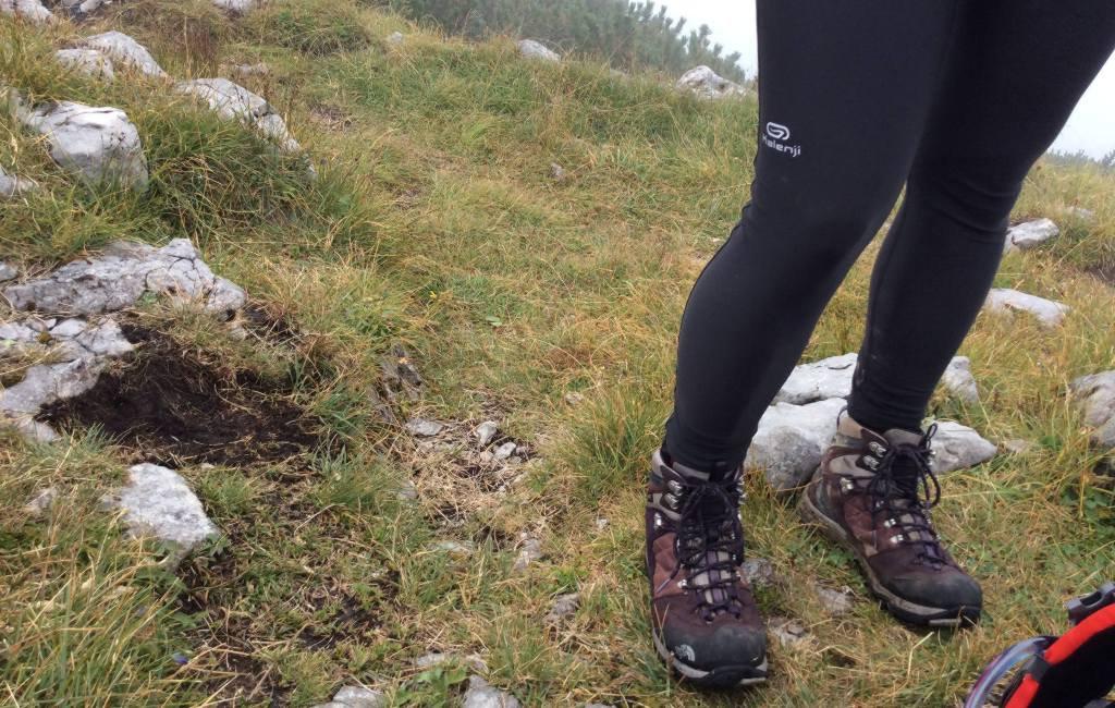 hiking boots - Verbera Hiker II GTX