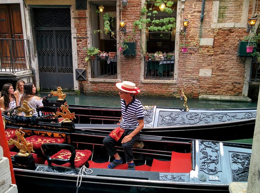 Visiting Venice in summer time