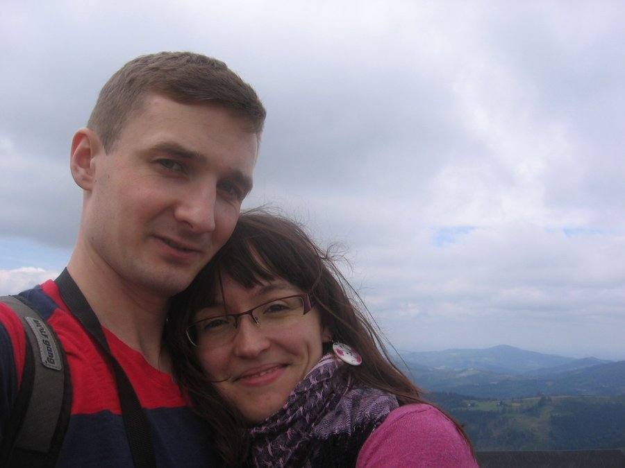 Hiking in Silesian Beskid mountain range (Poland) - family-friendly trails
