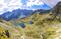 zabie plesa lakes in the vally